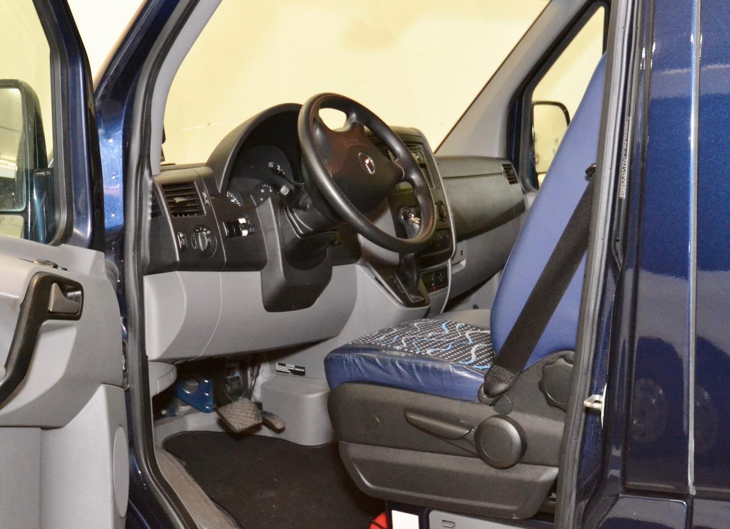 Mercedes-Benz-Automet Sprinter 314 CDI, Sprinter 314 CDI Yksikerroksinen (CA) 5ov 2143cm3 A