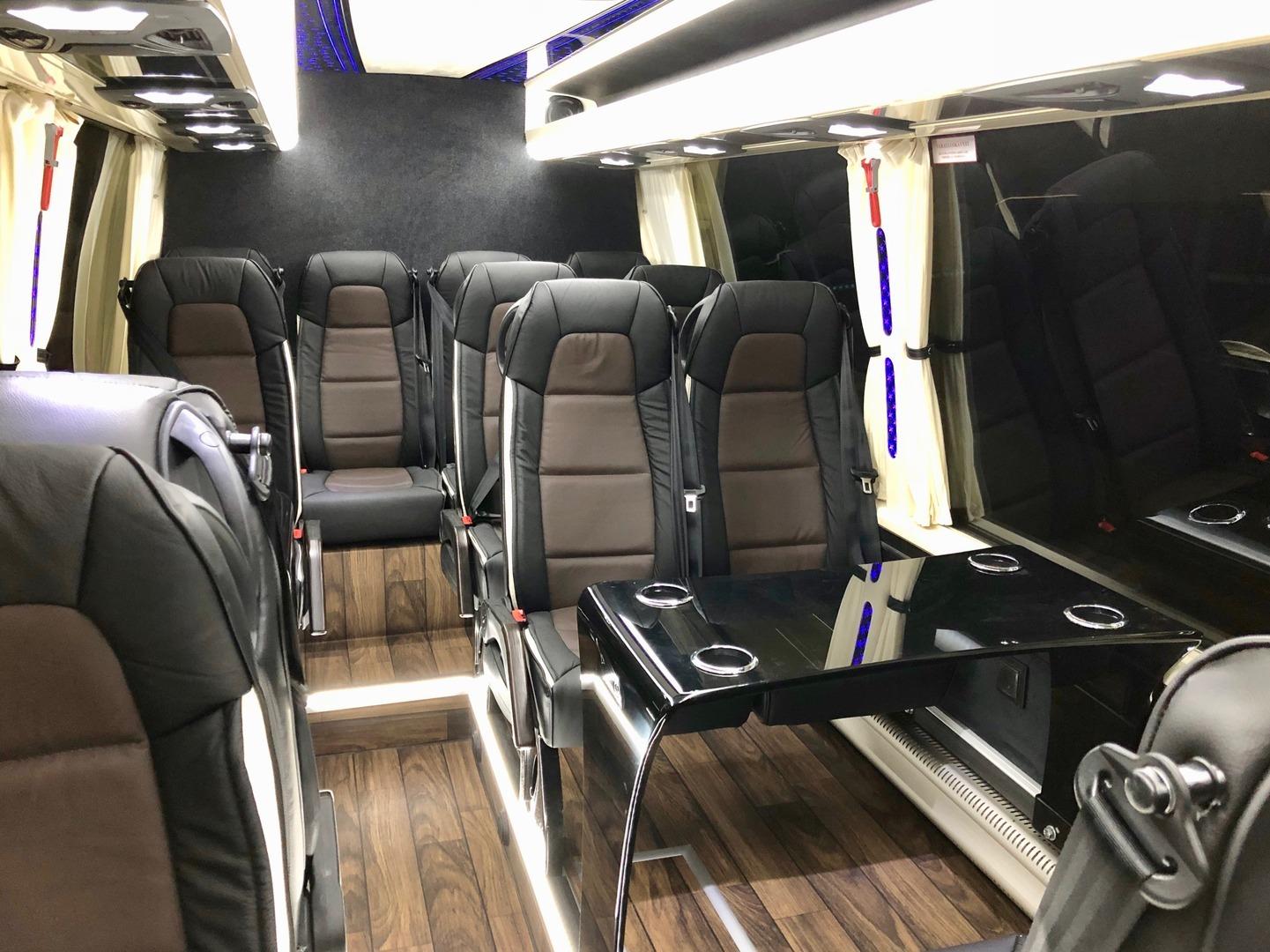 Mercedes-Benz Sprinter, 519 CDI Ilesbus Renaissance