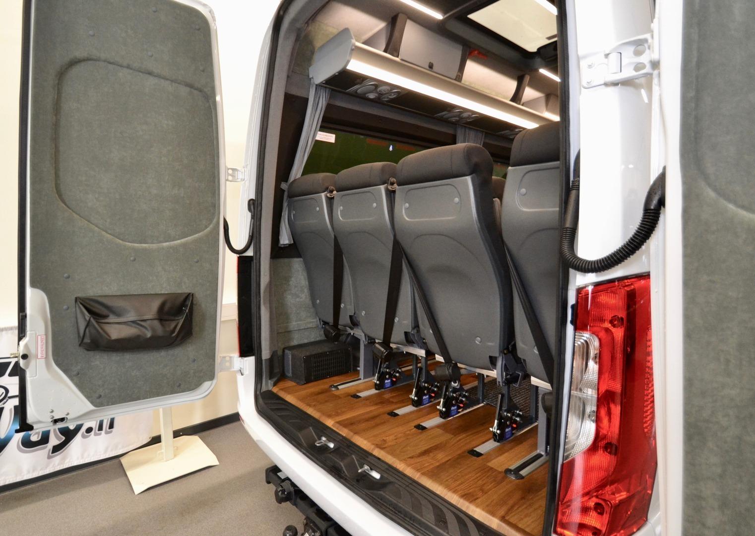 MERCEDES-BENZ Sprinter, 316 CDI Automet AW Edition