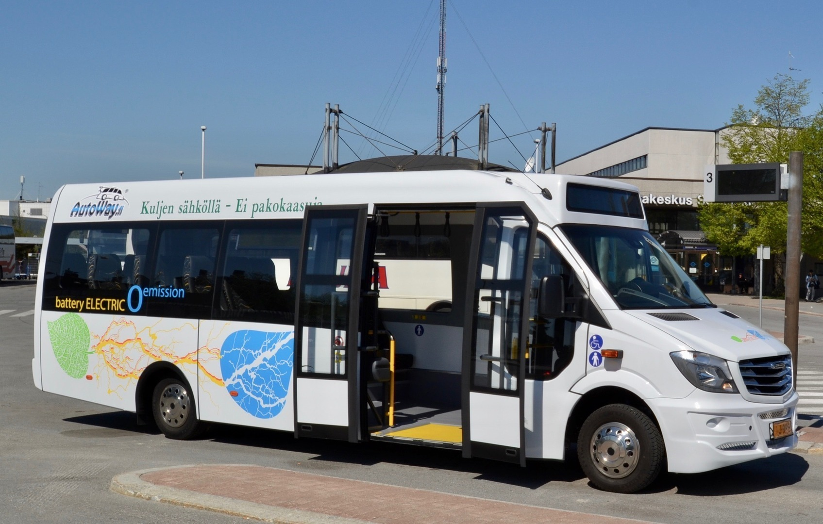AUTOMET Cityliner, Automet Cityliner Smile Electric