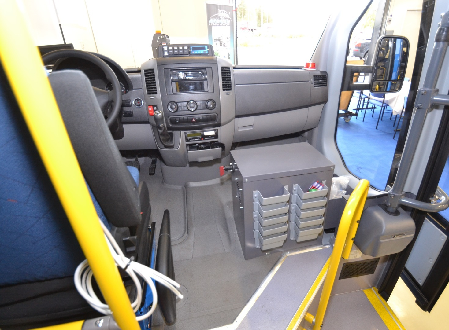 Mercedes-Benz Sprinter, 516 CDI Automet Cityliner Smile