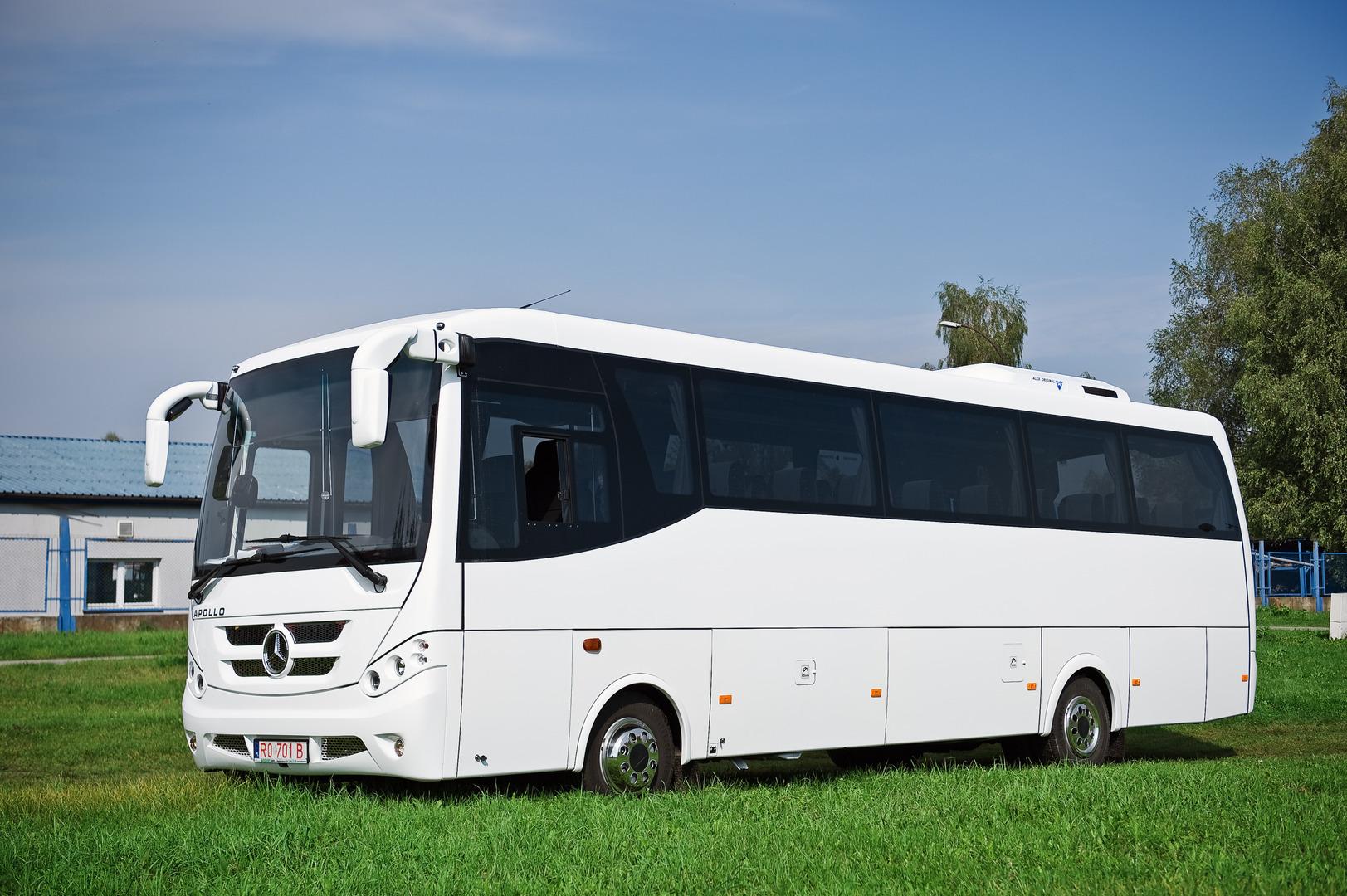Mercedes-Benz Apollo, 1224