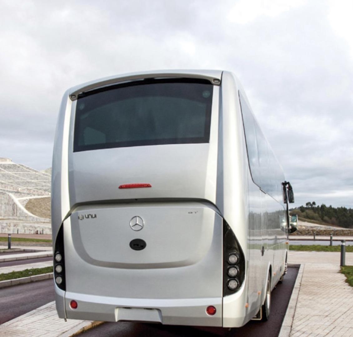 MERCEDES-BENZ UNVI Touring GT, Touring GT