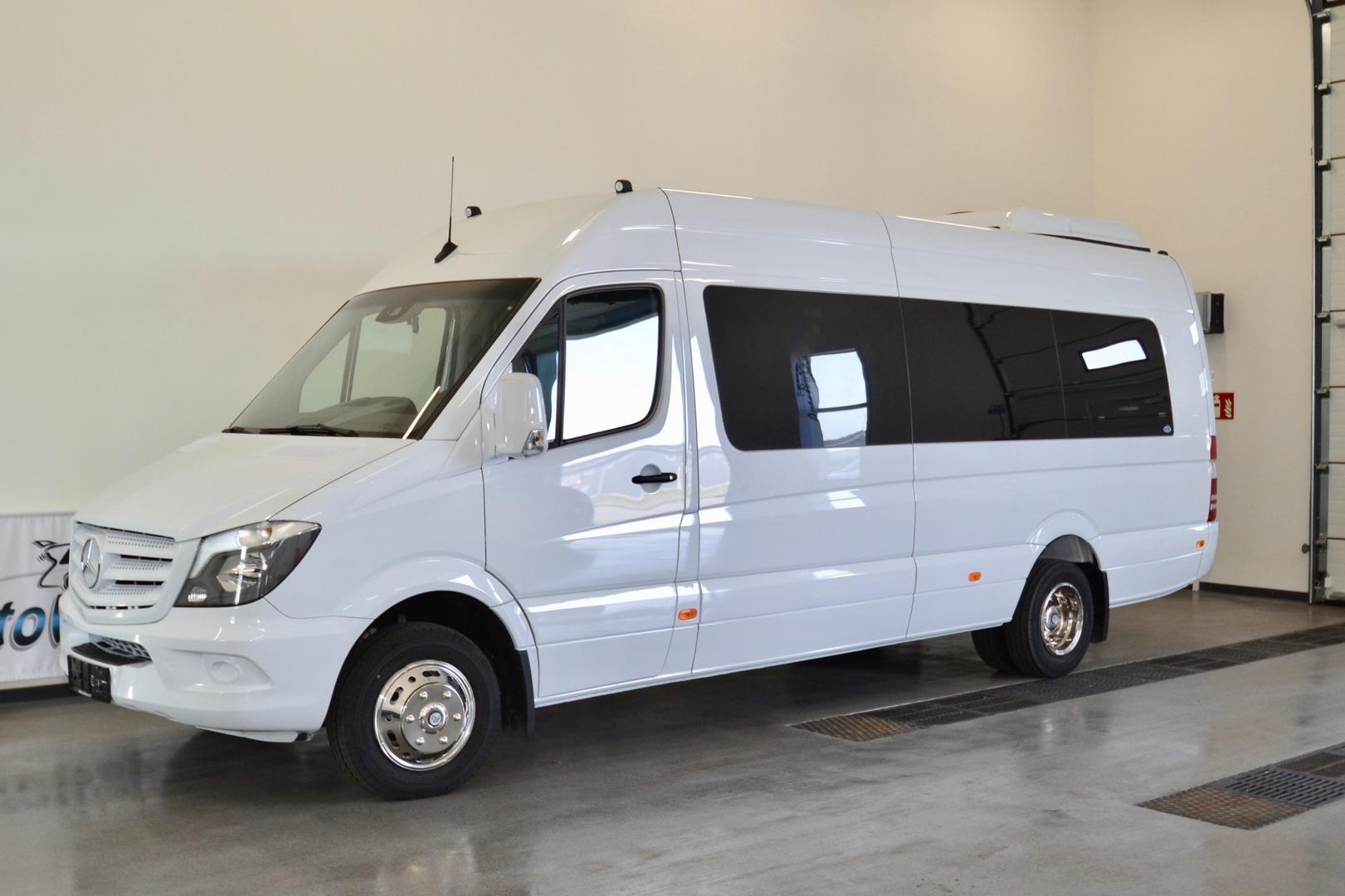 Mercedes-Benz Sprinter, 516 CDI Ilesbus