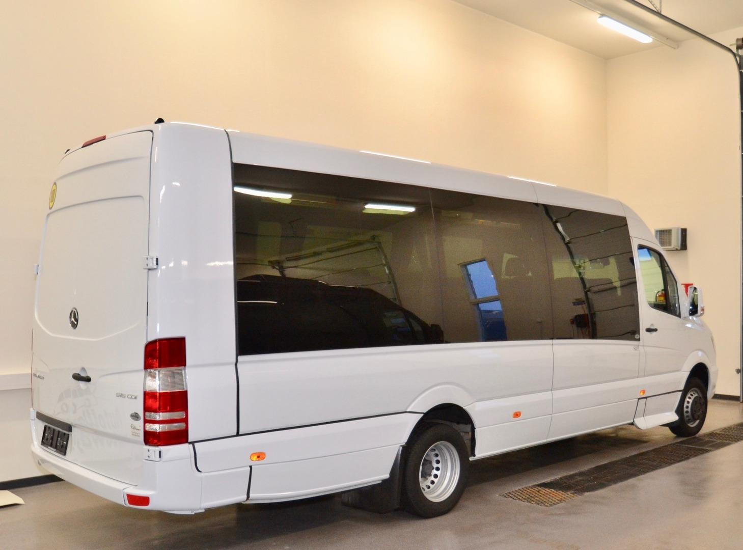 MERCEDES-BENZ Sprinter, 516 CDI Automet Koulu