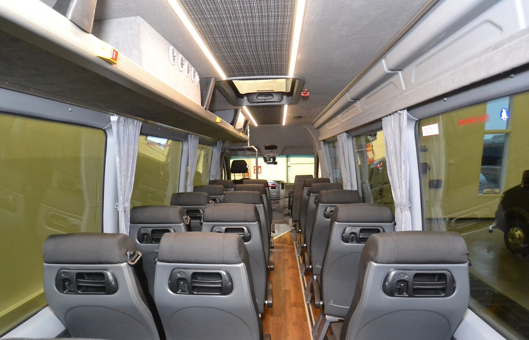 MERCEDES-BENZ Sprinter, 516 CDI Automet Koulu
