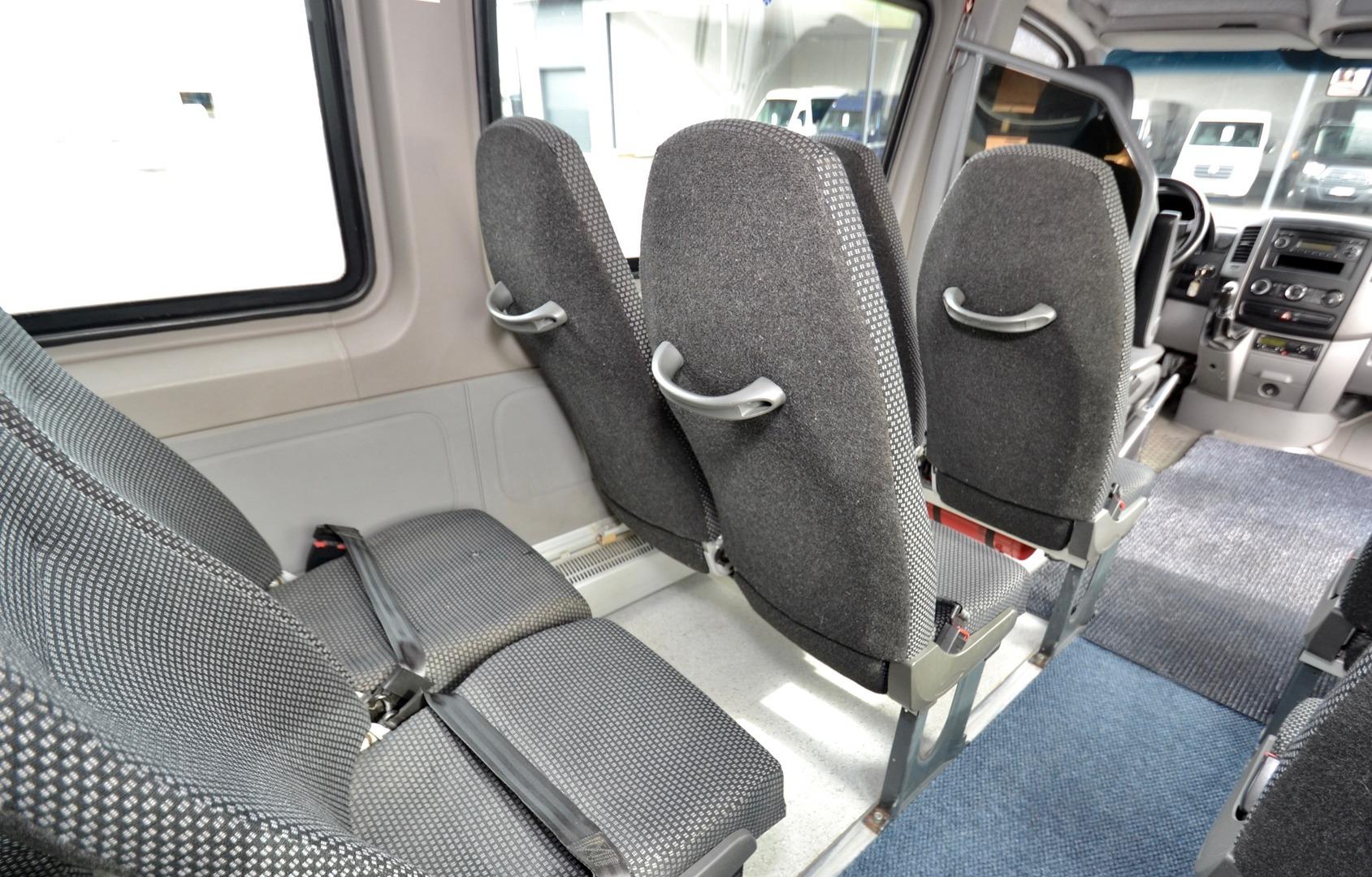 Mercedes-Benz Sprinter, SPRINTER 515 KA Yksikerroksinen (CA) 2ov 2150cm3