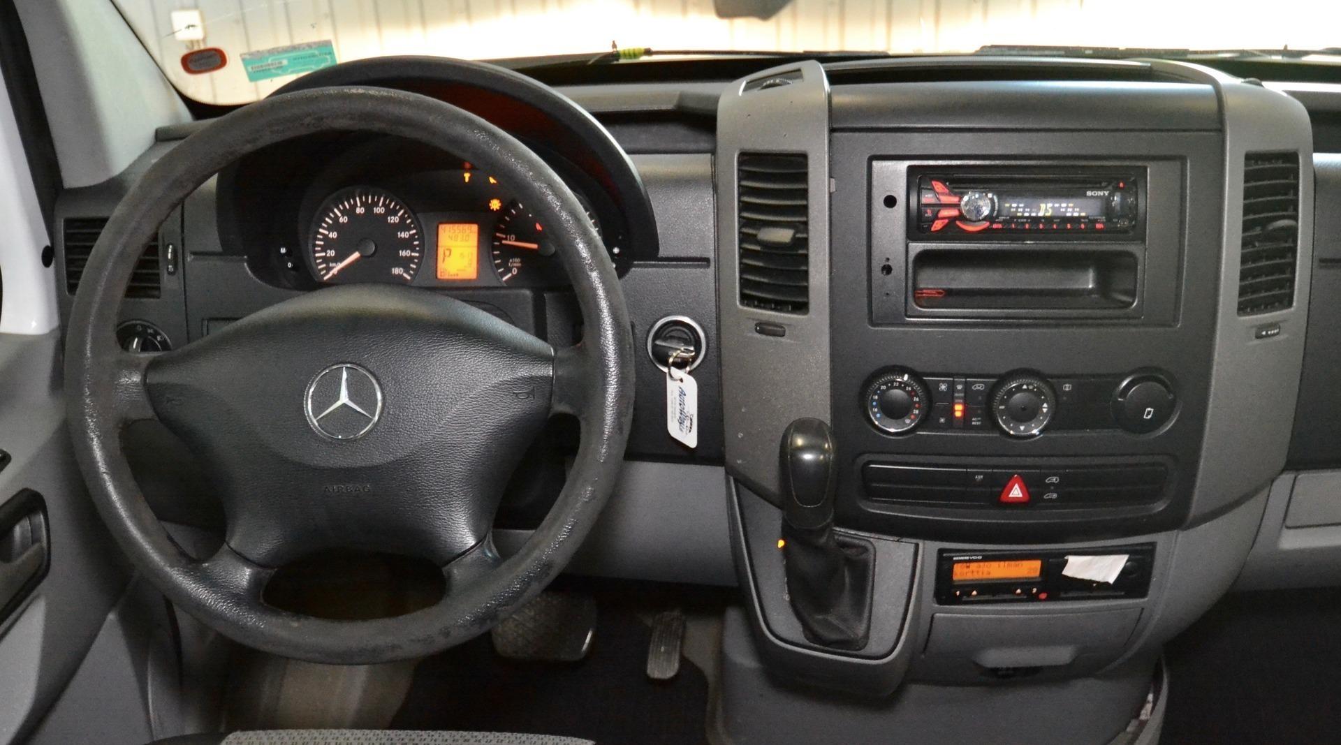 Mercedes-Benz Sprinter, 315 CDI