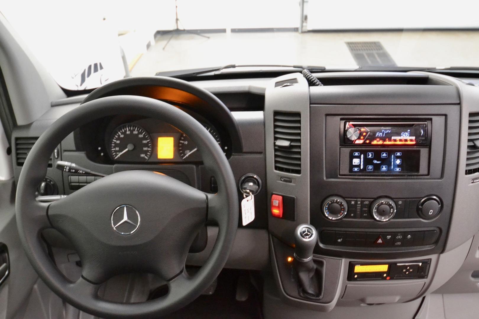 Mercedes-Benz Sprinter, 519 CDI Automet Jumbo