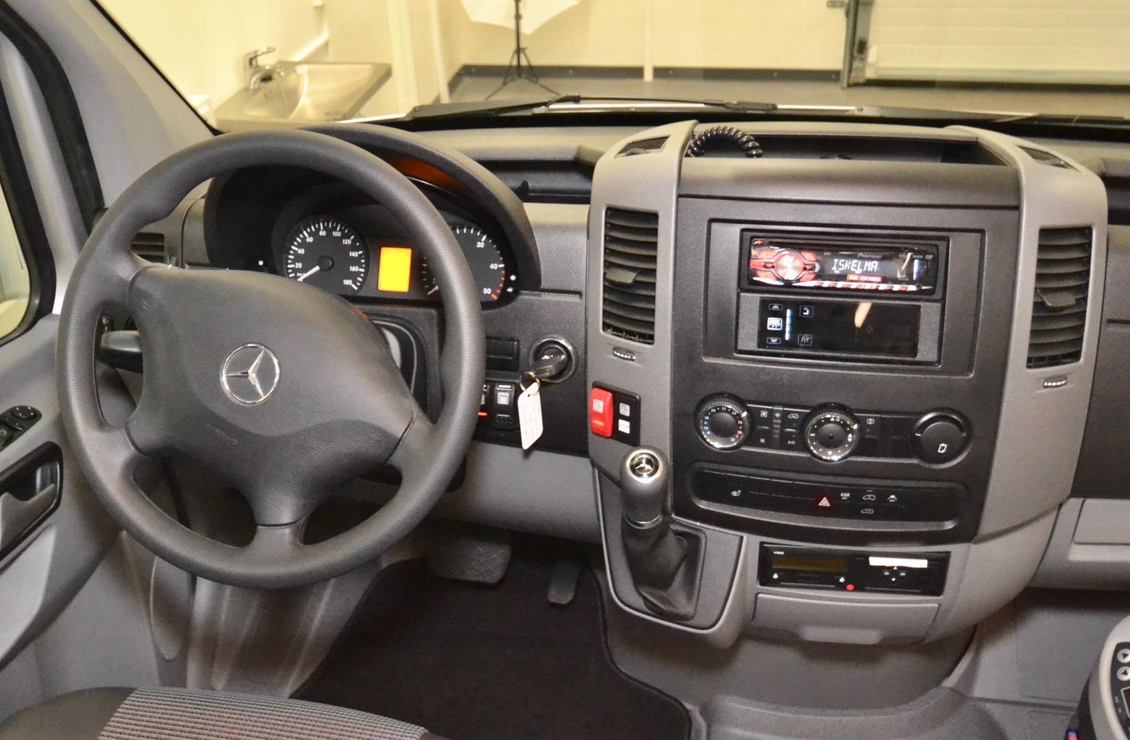 Mercedes-Benz Sprinter, 519 CDI Automet Tourist