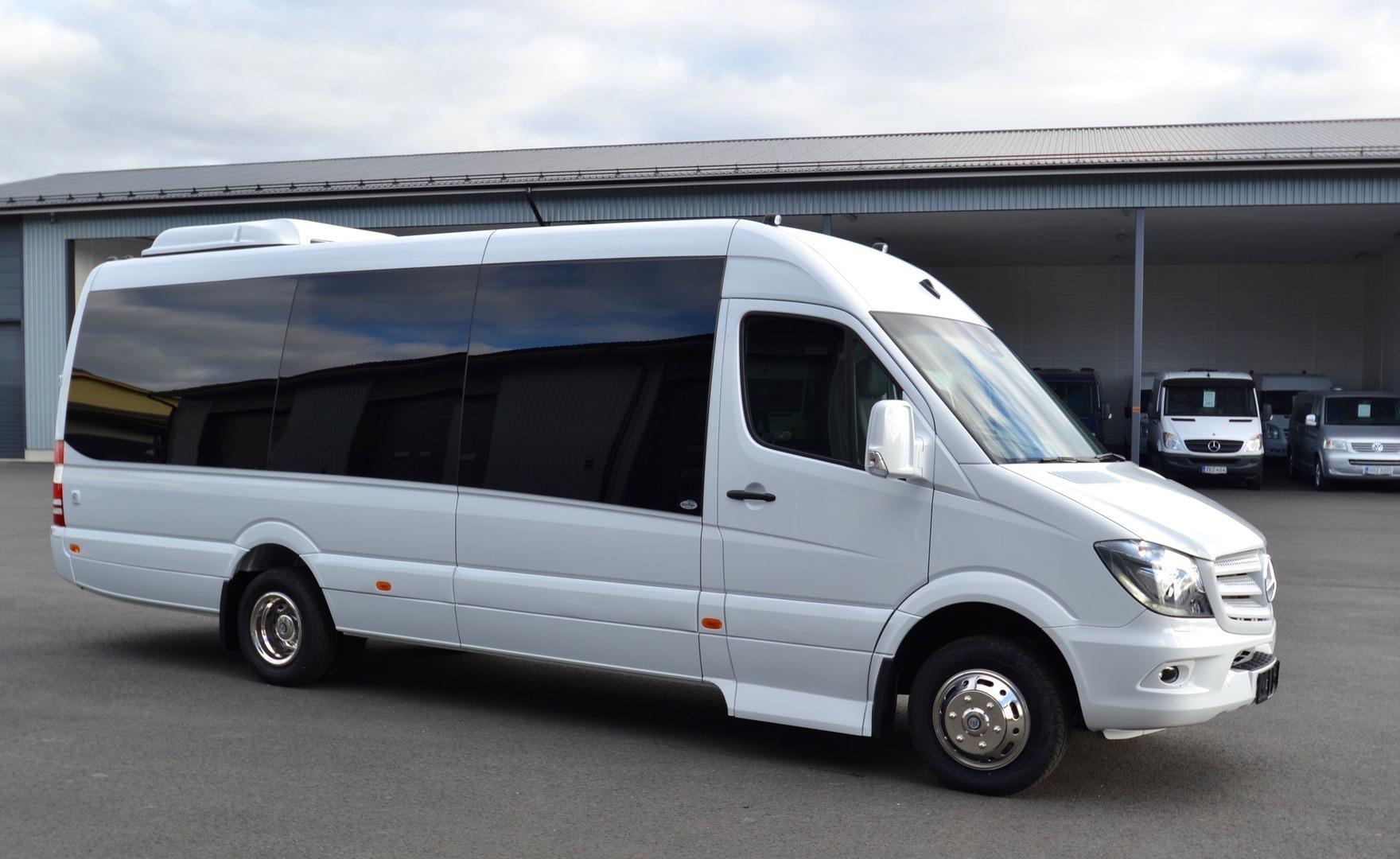 Mercedes-Benz Sprinter, 519 CDI Ilesbus 22+1