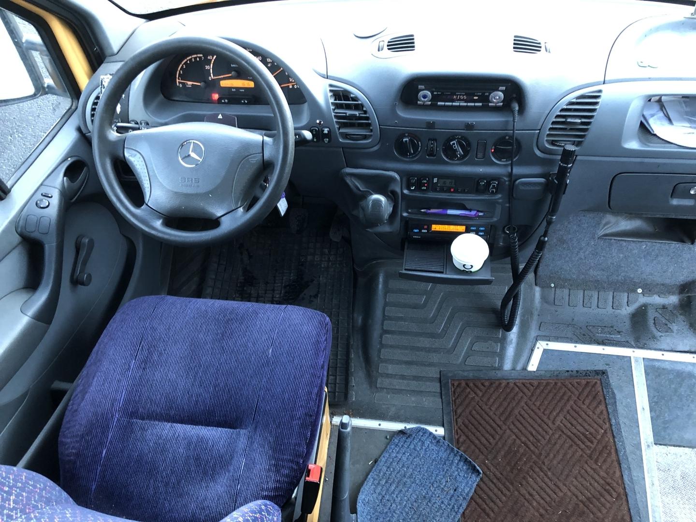 Mercedes-Benz Sprinter, 413 CDI Profile 17 paikkaa