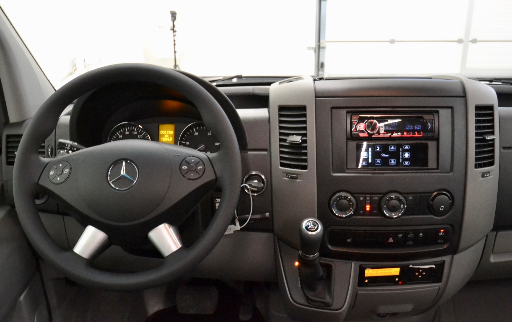 Mercedes-Benz Sprinter, 314 CDI