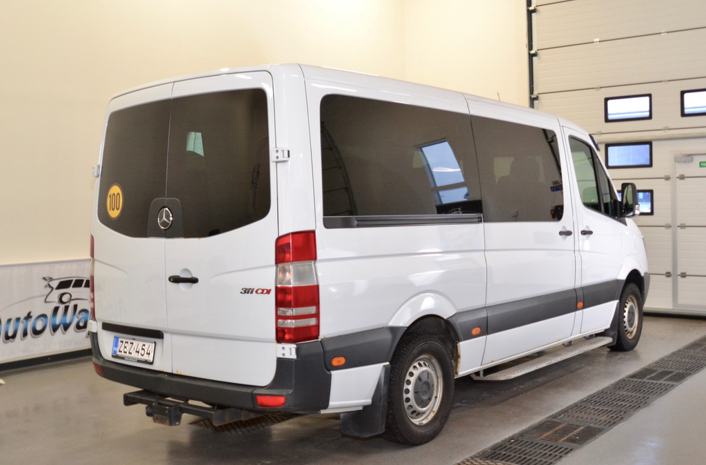Mercedes-Benz Sprinter, 311 CDI