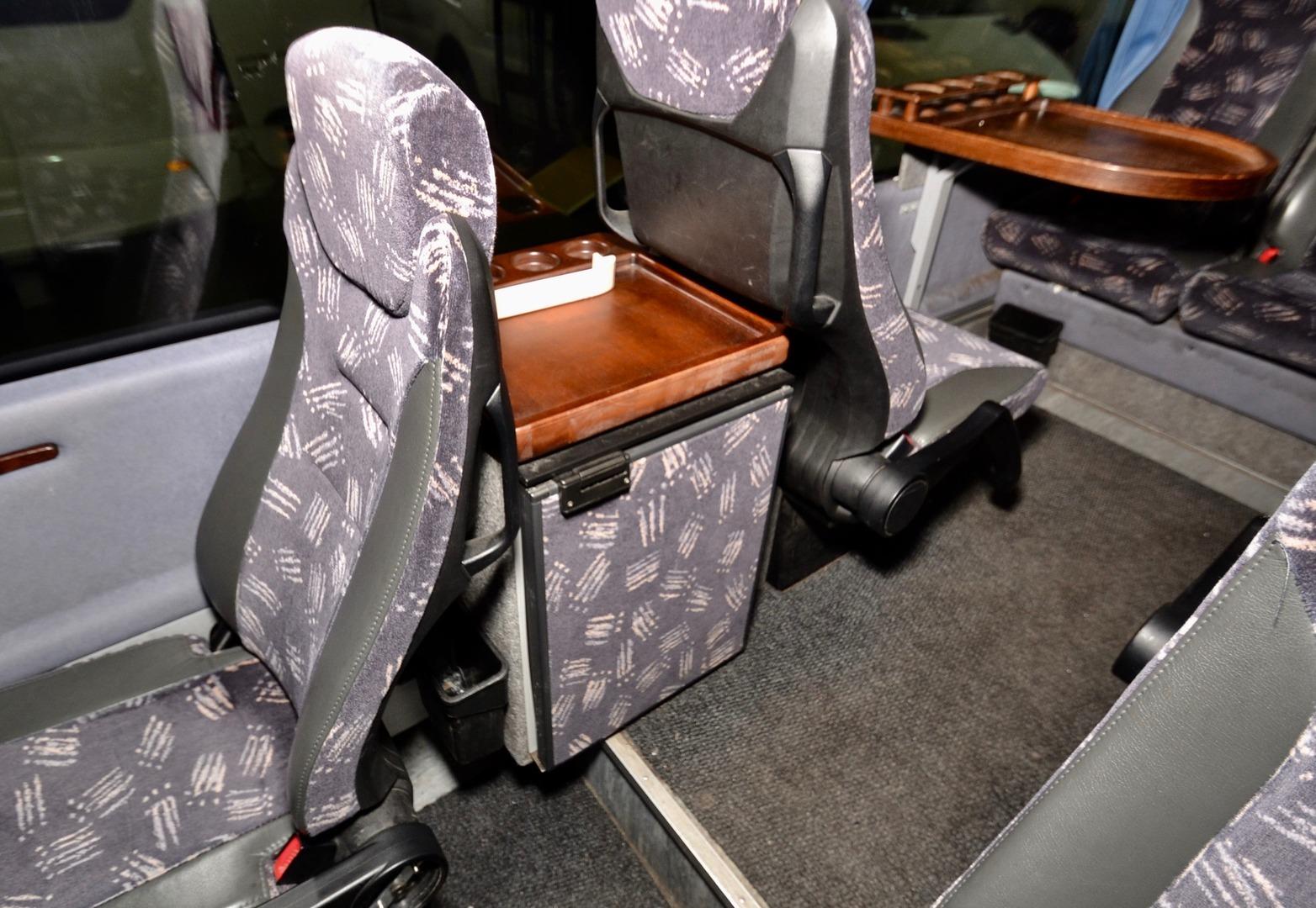Mercedes-Benz Sprinter, 515 CDI Prostyle 17 paikkaa