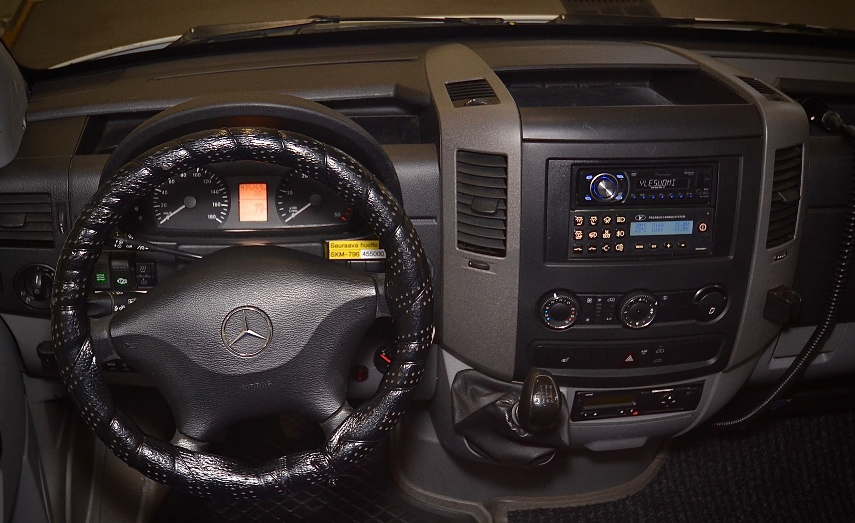 Mercedes-Benz Sprinter, 516 CDI Tamlans 17 paikkaa