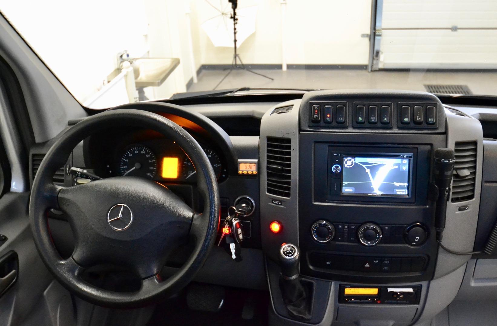 Mercedes-Benz SPRINTER 516 CDI, Altas 20 paikkaa