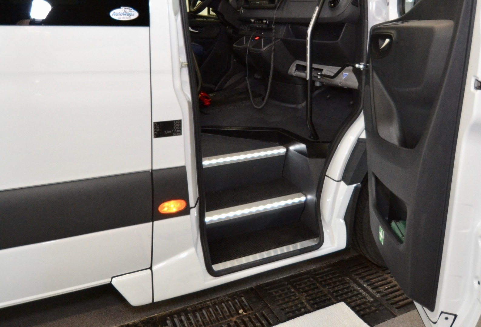 Mercedes-Benz Sprinter, 516 CDI EVM Monikäyttö