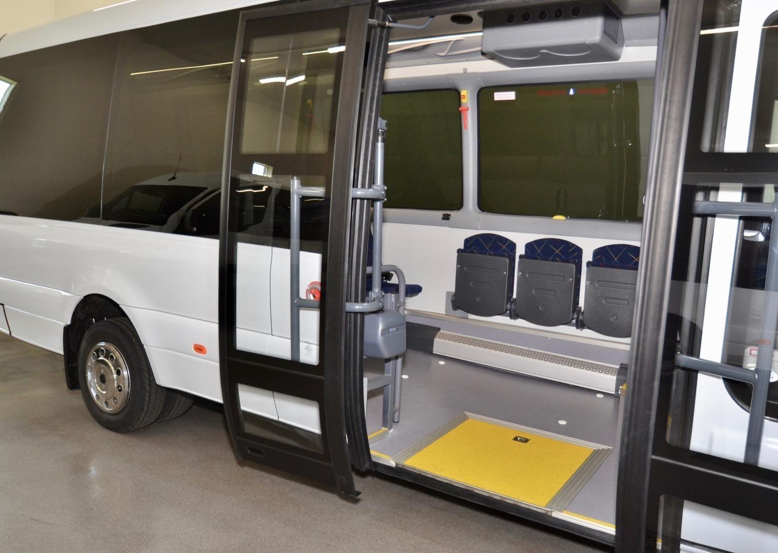 Mercedes-Benz Sprinter, 516 CDI Automet Cityliner
