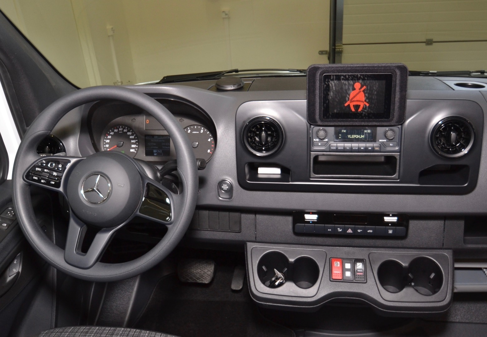 Mercedes-Benz Sprinter 516 CDI, Automet Monikäytt