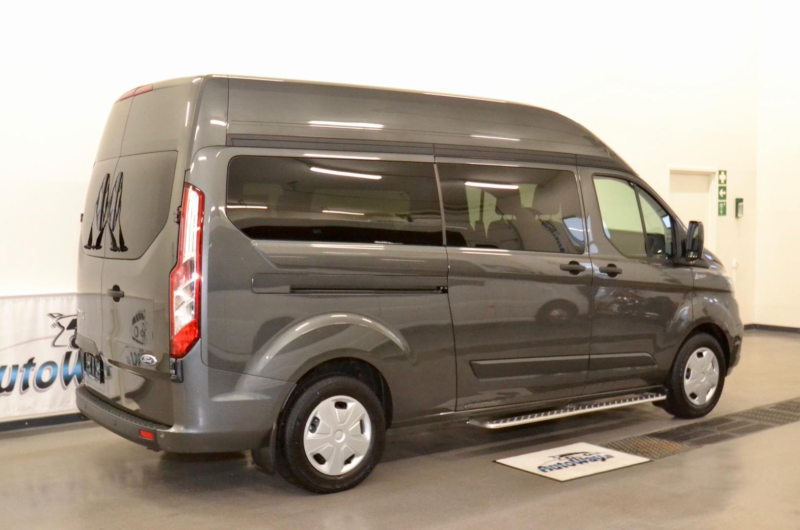 Ford 320 2,0TDCi 130 hv A6 Etuveto Trend Kombi M1 L2H2