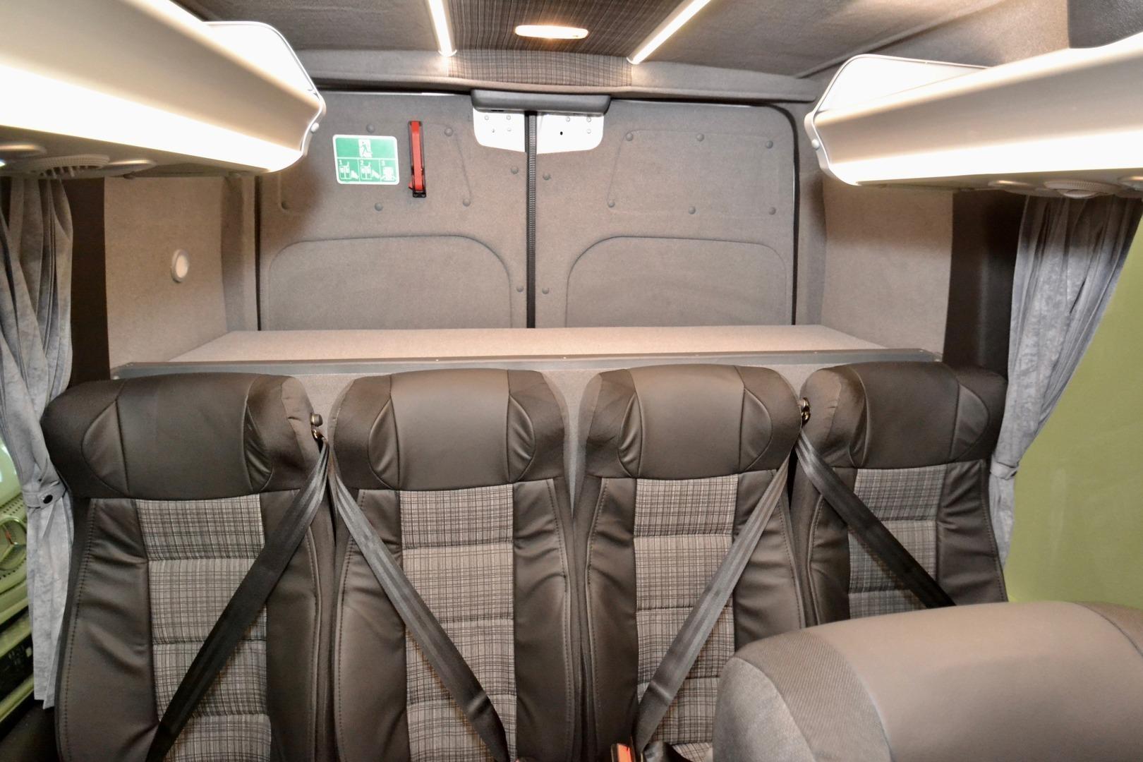 Mercedes-Benz Sprinter, 516 CDI Automet Tourist