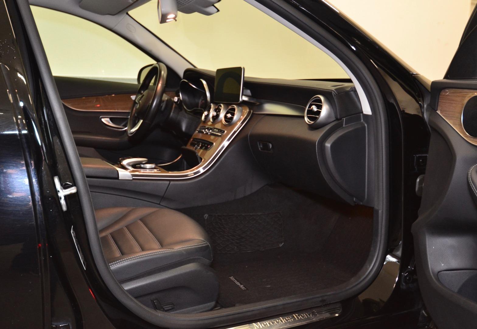 Mercedes-Benz C, 220 CDI BE T A