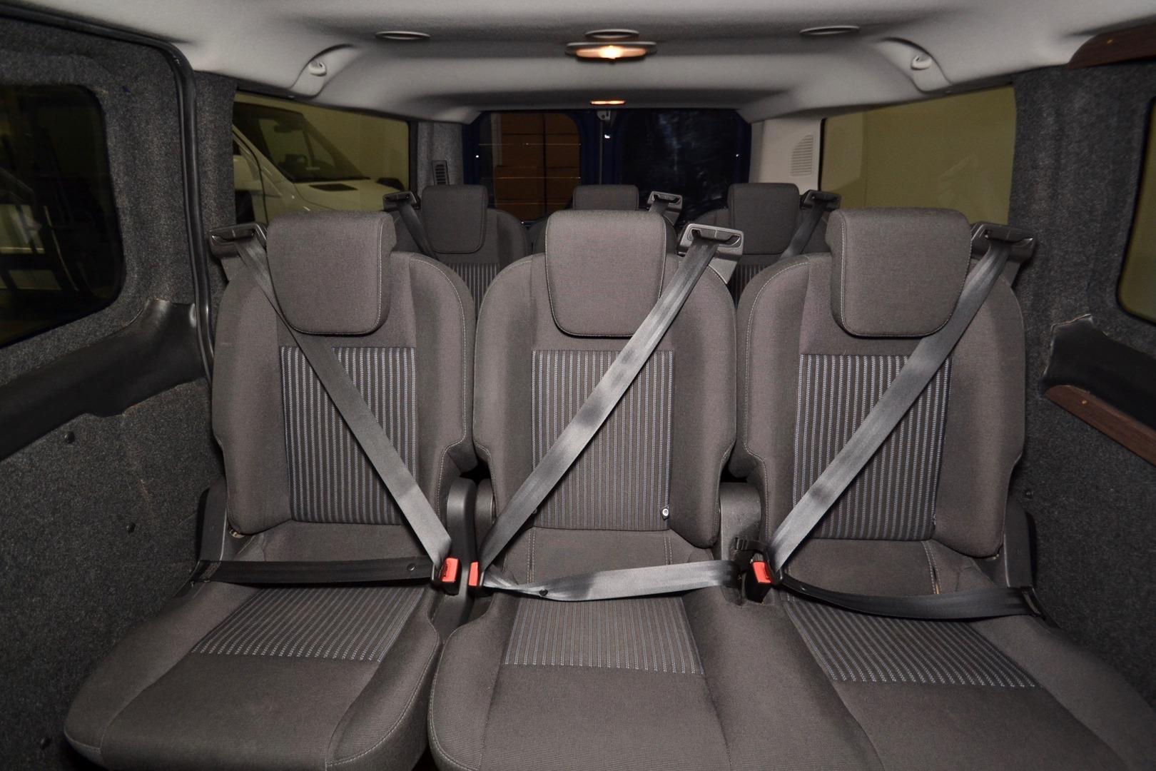 Ford Tourneo Custom, 300 2,2TDCi 125 hv Trend M6 M1 L2H1 FWD
