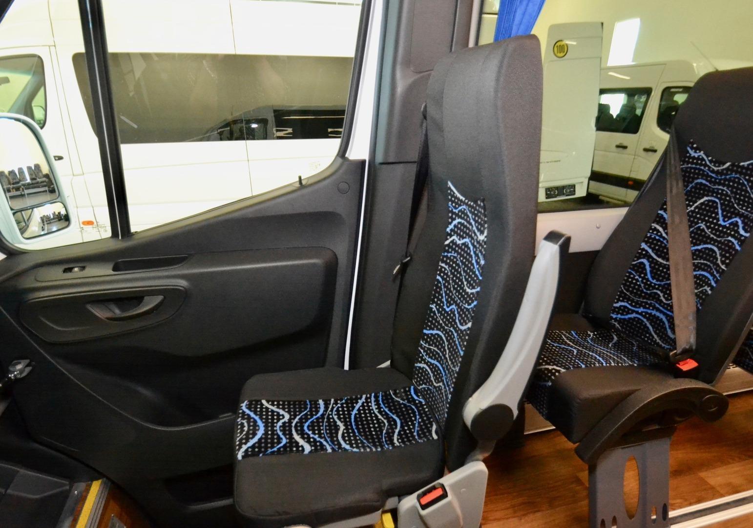 Mercedes-Benz Sprinter, 516 CDI Automet Jumbo