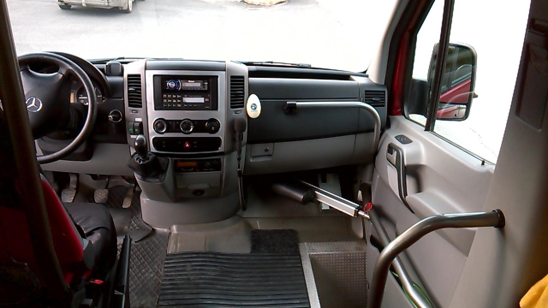 Mercedes-Benz Sprinter, 519 CDI Tamlans 17 paikkaa