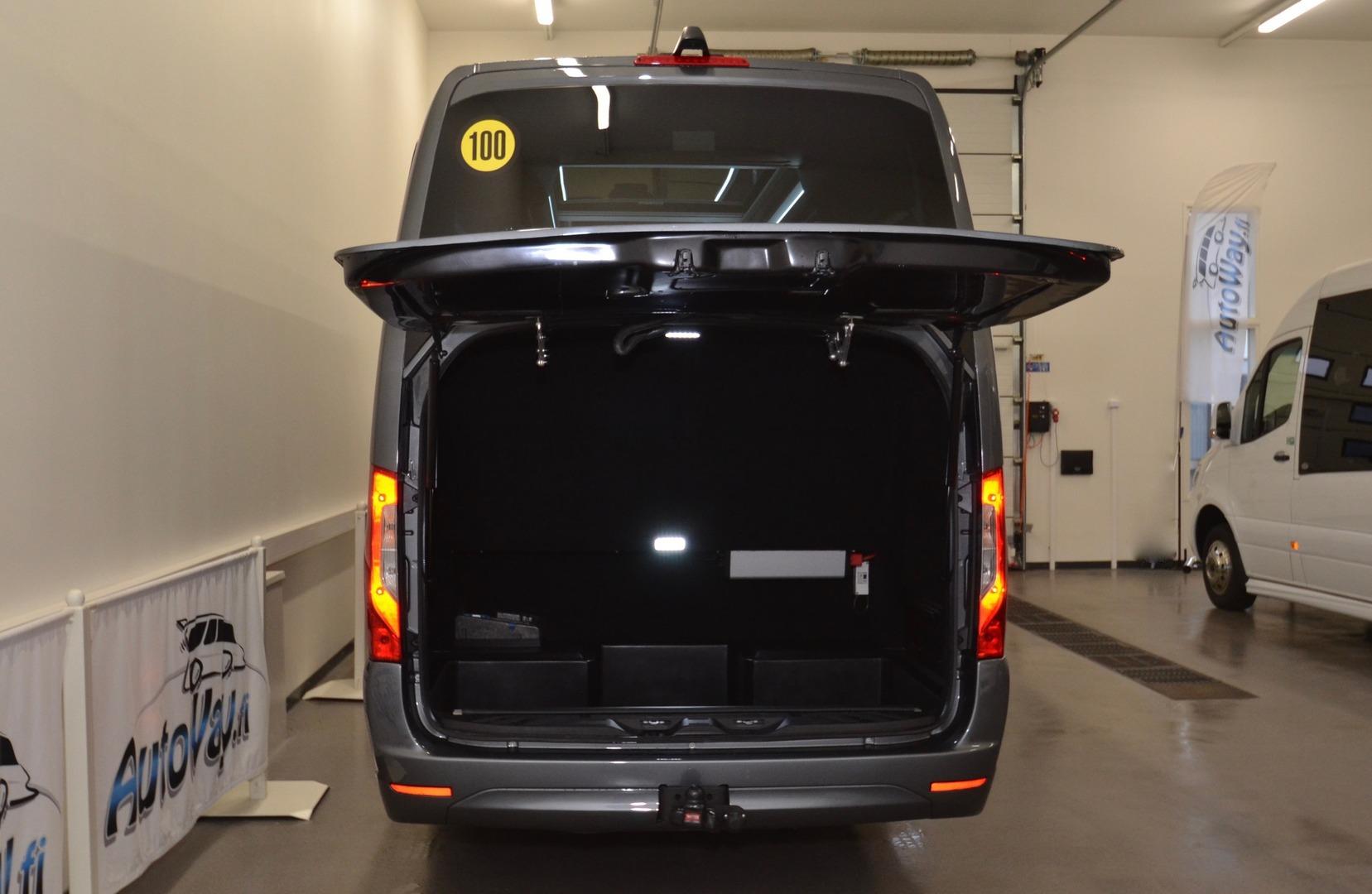 Mercedes-Benz Sprinter, 519 CDI EVM Turist