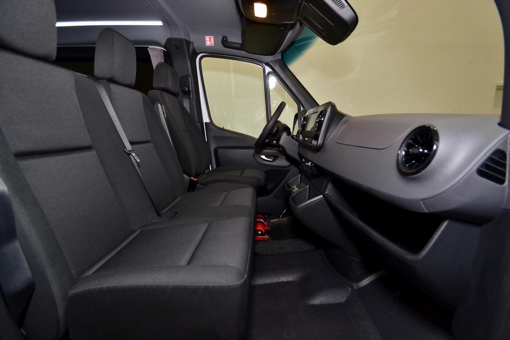Mercedes-Benz Sprinter, 416 CDI EVM Monikäyttö
